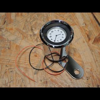 Uhr Mit Beleuchtung | Motorrad Uhr Mmb Im 48mm Gehause Mit Beleuchtung Motorraduhr 39 95