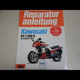 Kawasaki GPZ 600 R ab 1984 Reparaturanleitung Reparatur-Handbuch ...